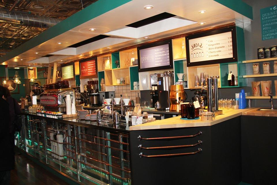 Espresso Bar St-Henri